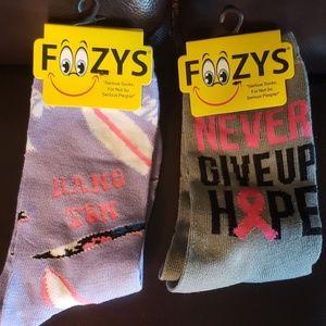 Foozy's  socks